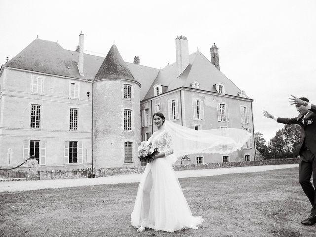 Le mariage de Xavier et Marie-Soline à Orléans, Loiret 67