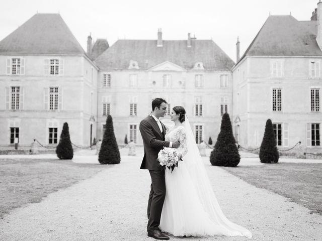 Le mariage de Xavier et Marie-Soline à Orléans, Loiret 70