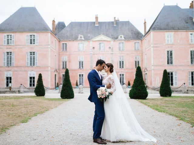 Le mariage de Xavier et Marie-Soline à Orléans, Loiret 71