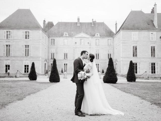 Le mariage de Xavier et Marie-Soline à Orléans, Loiret 72