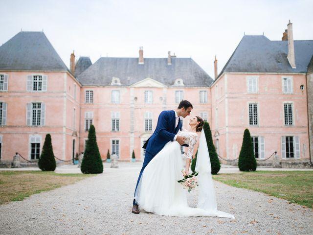Le mariage de Xavier et Marie-Soline à Orléans, Loiret 73