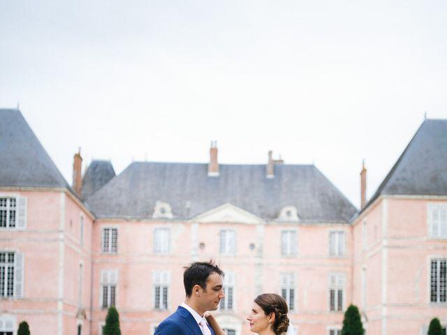 Le mariage de Xavier et Marie-Soline à Orléans, Loiret 74