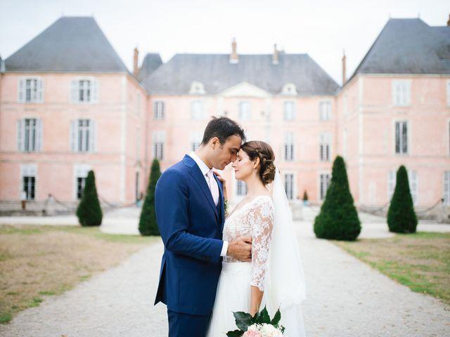 Le mariage de Xavier et Marie-Soline à Orléans, Loiret 75