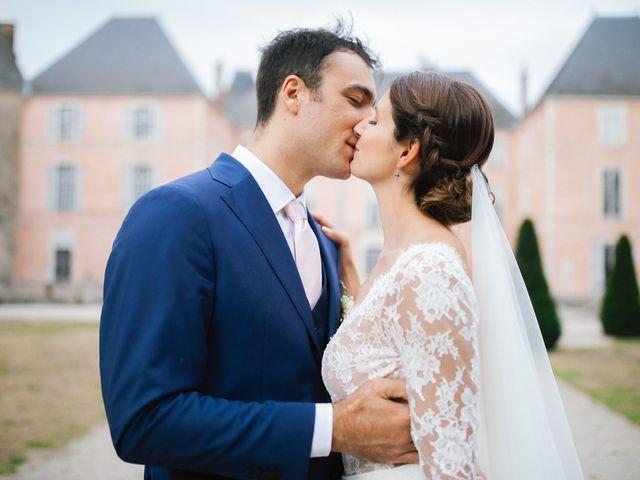 Le mariage de Xavier et Marie-Soline à Orléans, Loiret 76