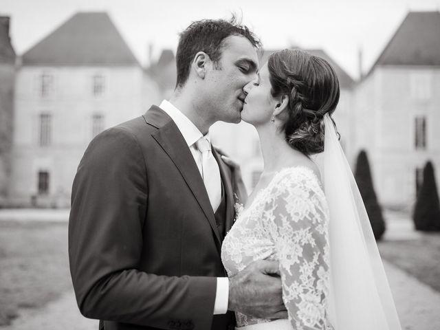 Le mariage de Xavier et Marie-Soline à Orléans, Loiret 77