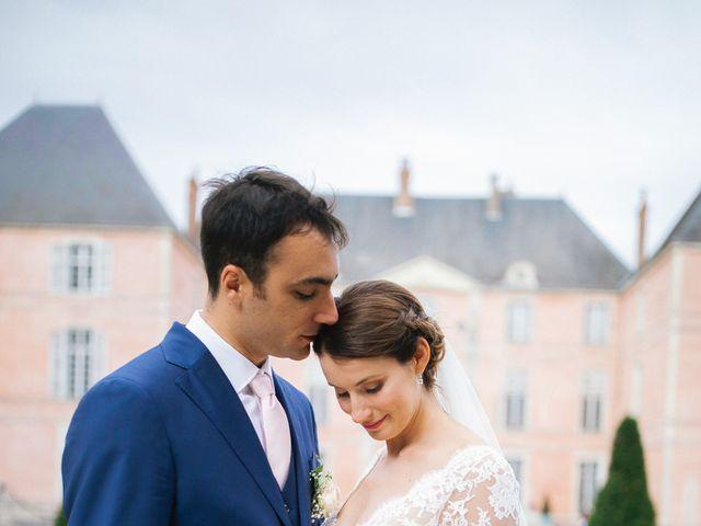 Le mariage de Xavier et Marie-Soline à Orléans, Loiret 78