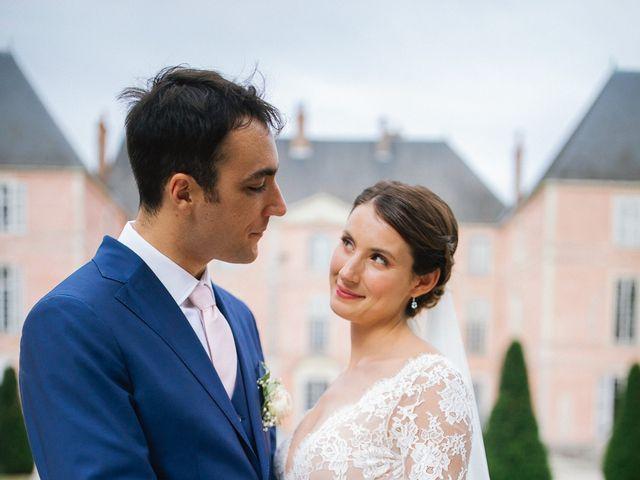 Le mariage de Xavier et Marie-Soline à Orléans, Loiret 79