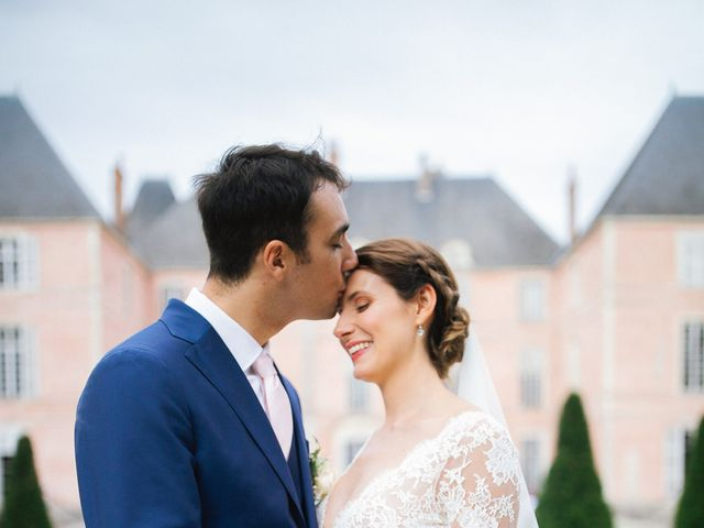 Le mariage de Xavier et Marie-Soline à Orléans, Loiret 80