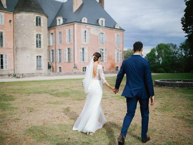 Le mariage de Xavier et Marie-Soline à Orléans, Loiret 81