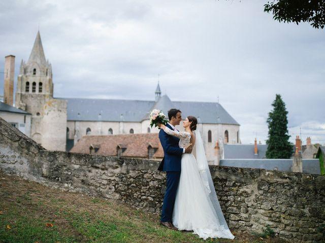 Le mariage de Xavier et Marie-Soline à Orléans, Loiret 84