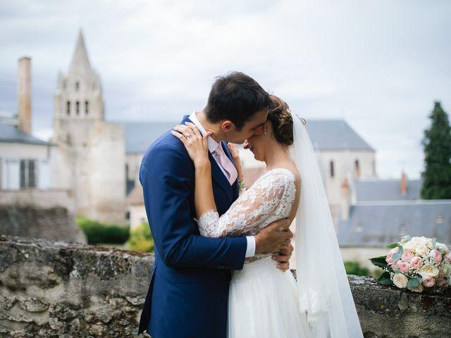 Le mariage de Xavier et Marie-Soline à Orléans, Loiret 86