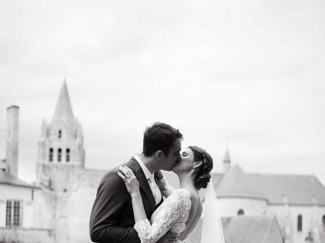 Le mariage de Xavier et Marie-Soline à Orléans, Loiret 87