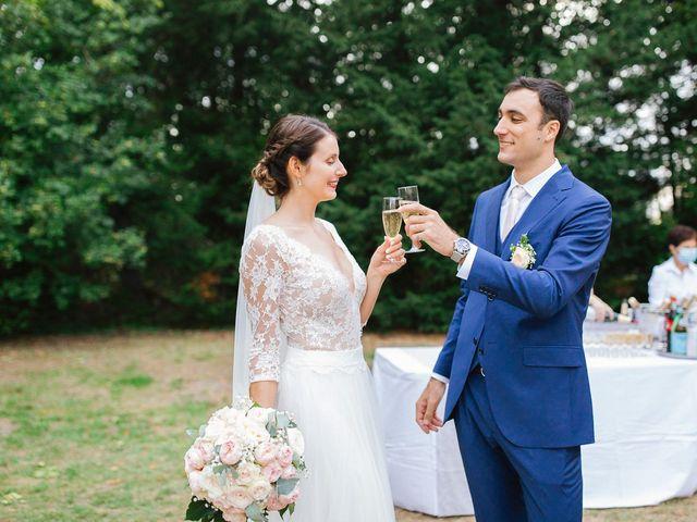 Le mariage de Xavier et Marie-Soline à Orléans, Loiret 120