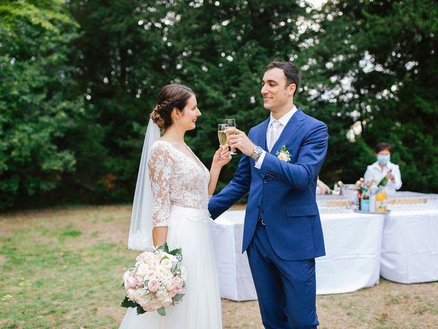 Le mariage de Xavier et Marie-Soline à Orléans, Loiret 122