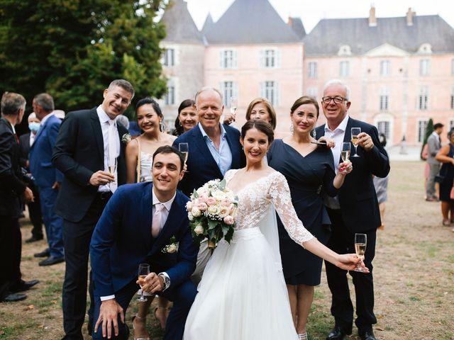 Le mariage de Xavier et Marie-Soline à Orléans, Loiret 126
