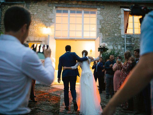 Le mariage de Xavier et Marie-Soline à Orléans, Loiret 171