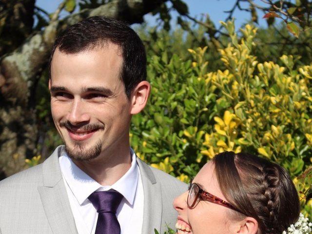 Le mariage de Amaury et Marie à Talensac, Ille et Vilaine 4
