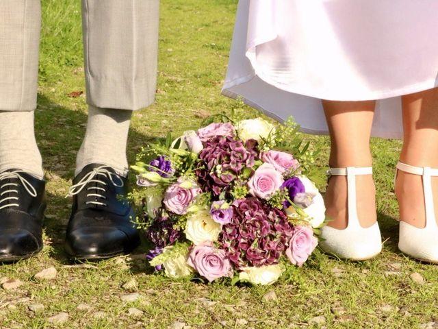 Le mariage de Amaury et Marie à Talensac, Ille et Vilaine 1