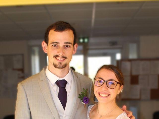Le mariage de Amaury et Marie à Talensac, Ille et Vilaine 8