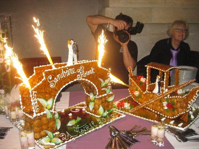 Le mariage de Florent et Sandrine à Moissy-Cramayel, Seine-et-Marne 4