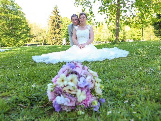 Le mariage de Florent et Sandrine à Moissy-Cramayel, Seine-et-Marne 14