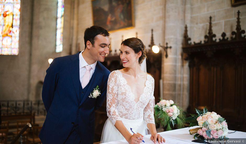 Le mariage de Xavier et Marie-Soline à Orléans, Loiret