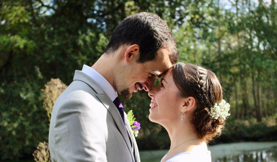 Le mariage de Amaury et Marie à Talensac, Ille et Vilaine