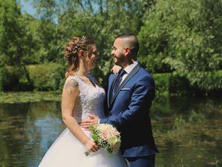 Le mariage de Charlène et Edwin 1