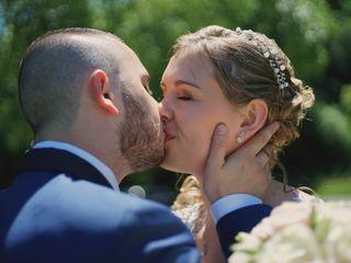 Le mariage de Charlène et Edwin