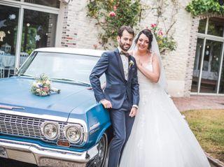 Le mariage de Ophélie et Justin