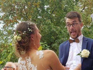 Le mariage de Pounky et Augustin 1