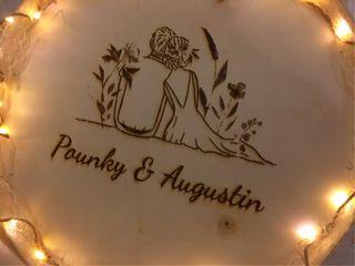 Le mariage de Pounky et Augustin 3