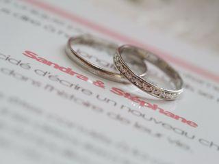 Le mariage de Sandra et Stéphane 2