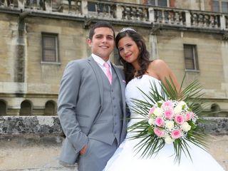 Le mariage de Sandra et Stéphane