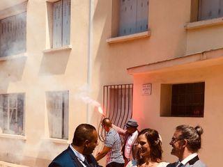 Le mariage de Célinie et Nabil  3