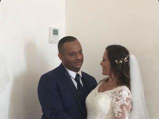 Le mariage de Célinie et Nabil