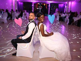 Le mariage de INES et ZACHARI 1