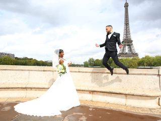 Le mariage de INES et ZACHARI