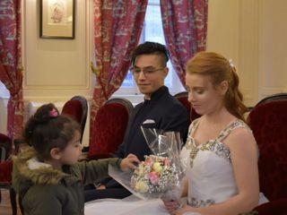 Le mariage de Kim et Daboussi 3