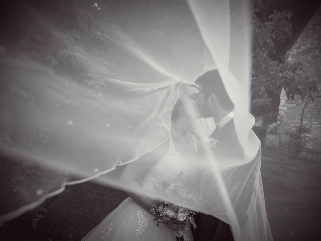 Le mariage de Justin et Ophélie à Senan, Yonne 2