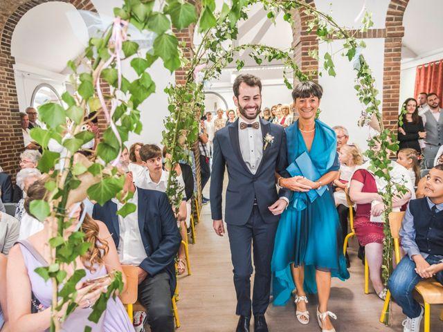 Le mariage de Justin et Ophélie à Senan, Yonne 5