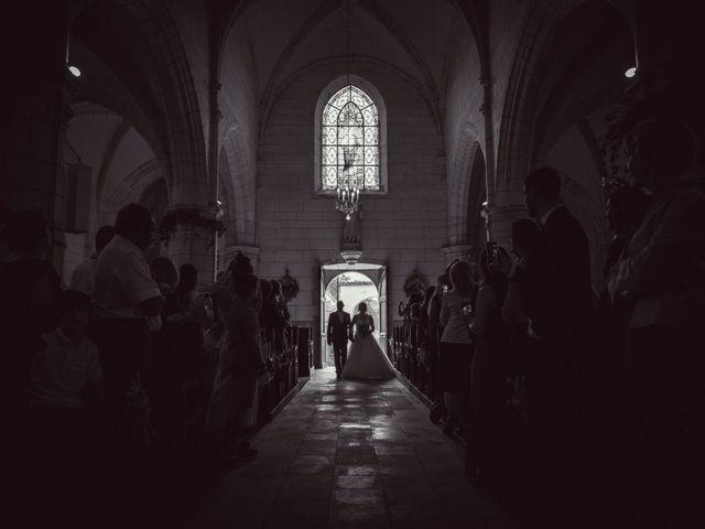 Le mariage de Justin et Ophélie à Senan, Yonne 6