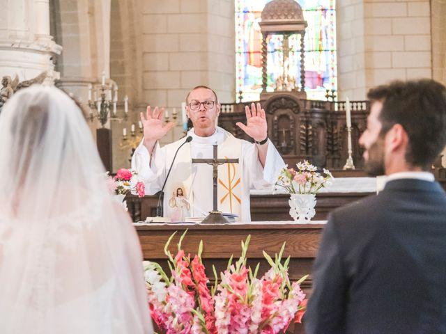 Le mariage de Justin et Ophélie à Senan, Yonne 7