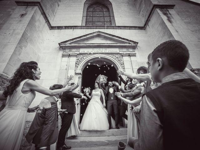 Le mariage de Justin et Ophélie à Senan, Yonne 8