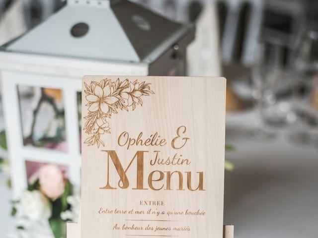 Le mariage de Justin et Ophélie à Senan, Yonne 12