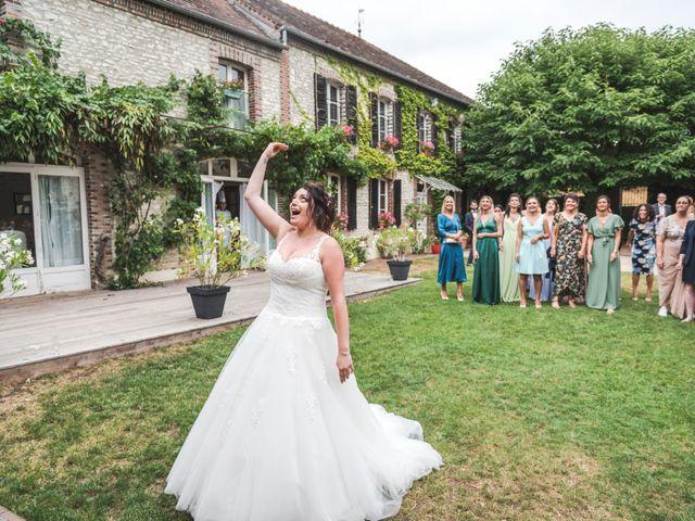 Le mariage de Justin et Ophélie à Senan, Yonne 14