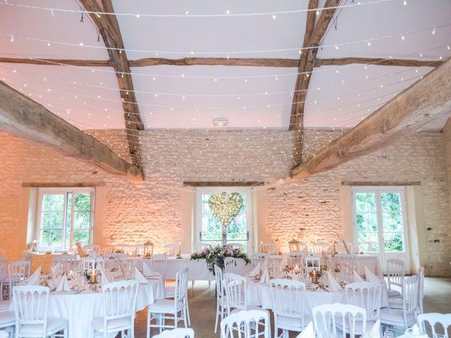 Le mariage de Justin et Ophélie à Senan, Yonne 15