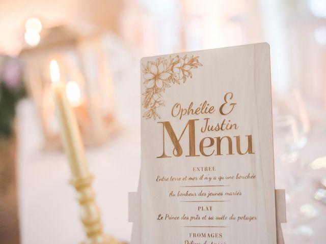 Le mariage de Justin et Ophélie à Senan, Yonne 17