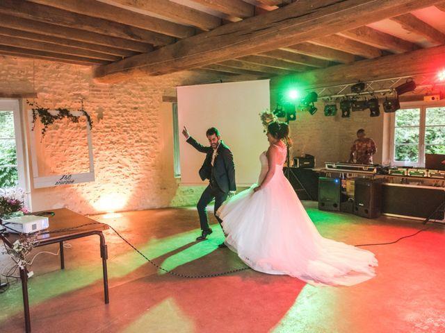 Le mariage de Justin et Ophélie à Senan, Yonne 18