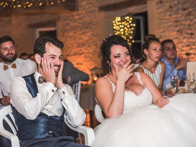 Le mariage de Justin et Ophélie à Senan, Yonne 19